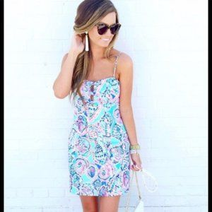 Lilly Pulitzer Shell Me About It Petra Dress